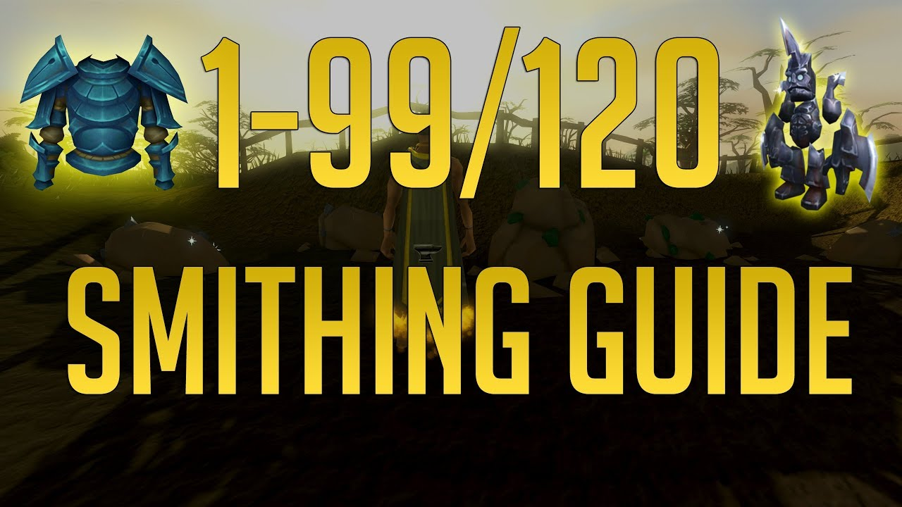 1 99 smithing guide