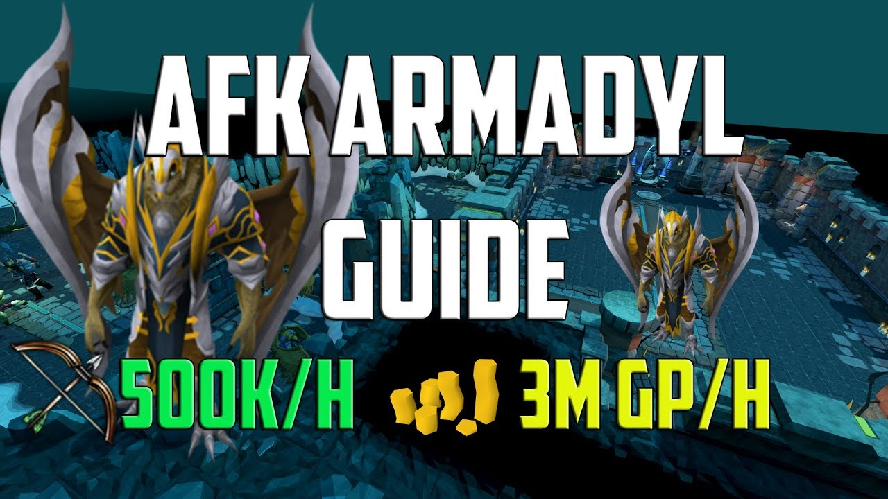 armadyl guide
