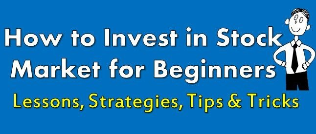 beginners guide to investing in stocks pdf