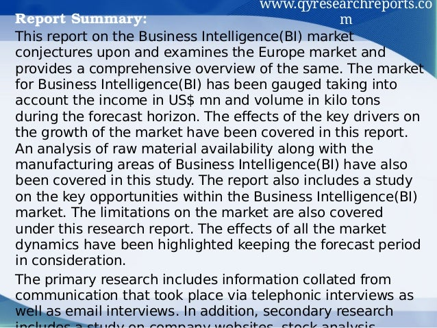 business intelligence trends 2016 pdf