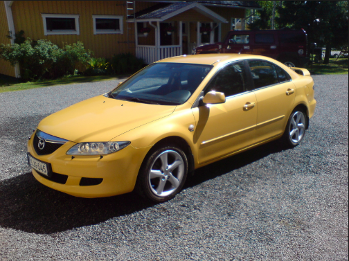 2004 mazda 6 wagon service manual