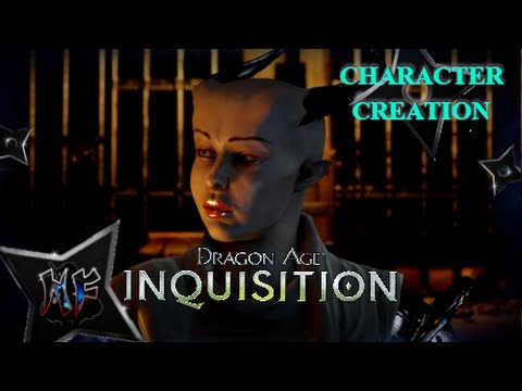 dragon age inquisition character creation guide