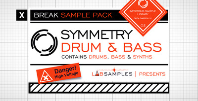 drum and bass breaks sample pack