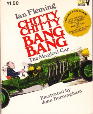 chitty chitty bang bang book pdf