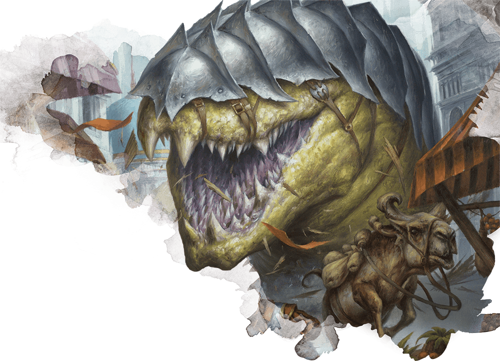 5e monster guide