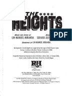 breathe in the heights sheet music pdf