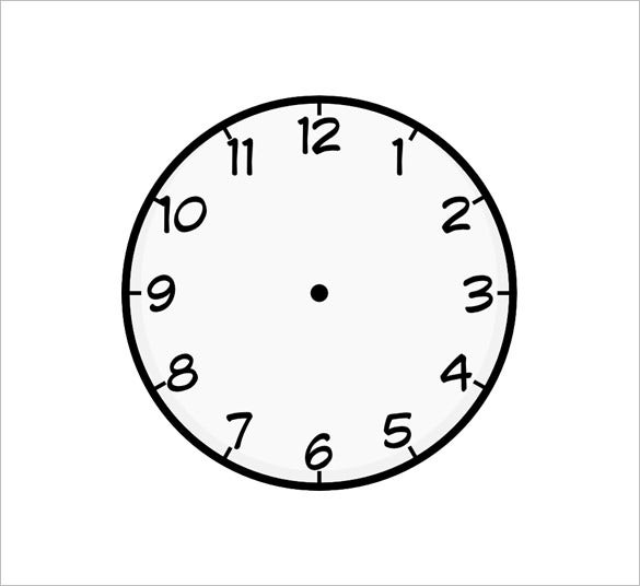 clock sample download