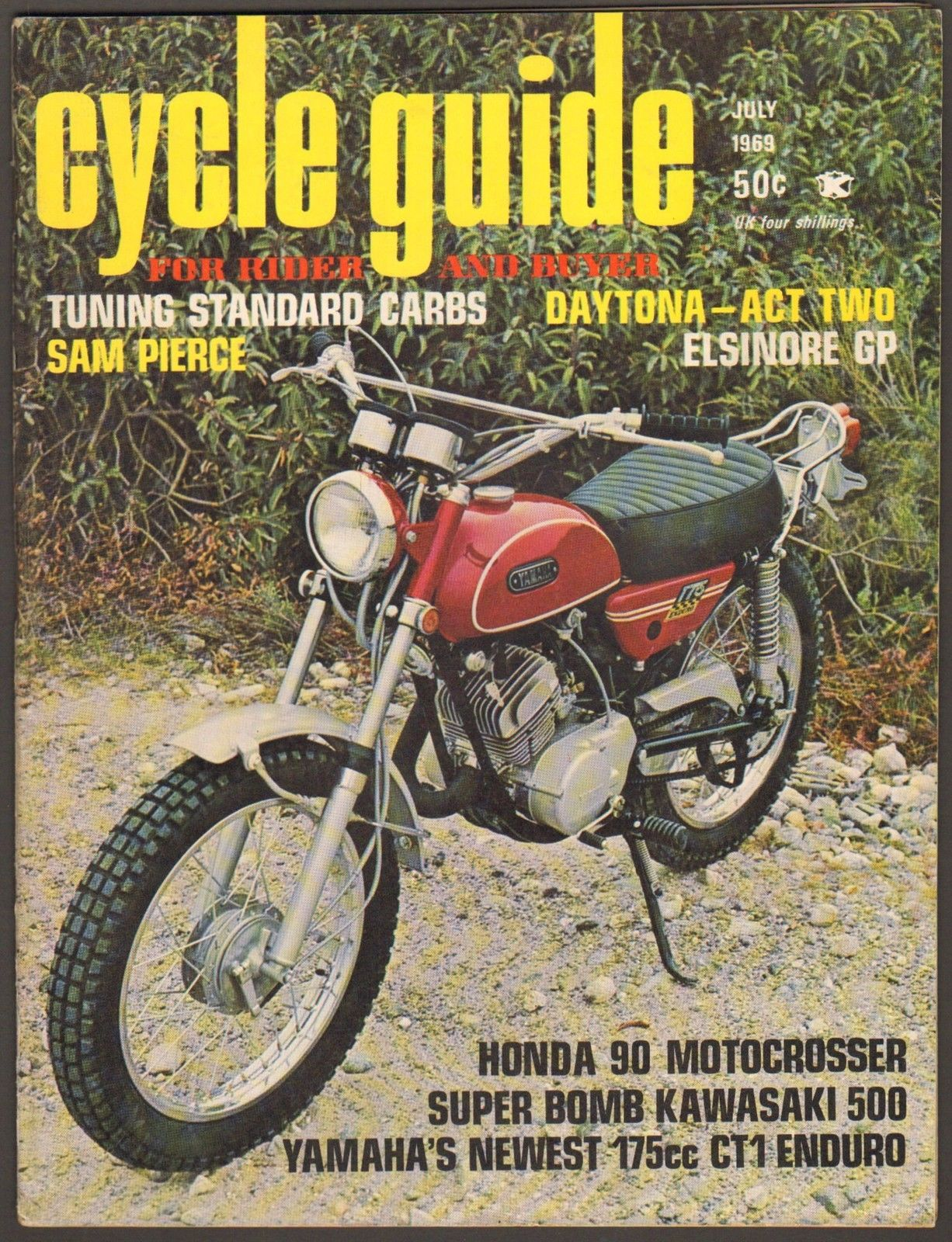 cycle guide magazine
