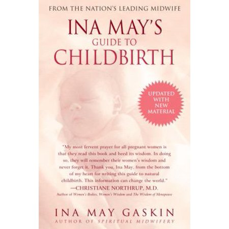 a guide to childbirth ina may nz