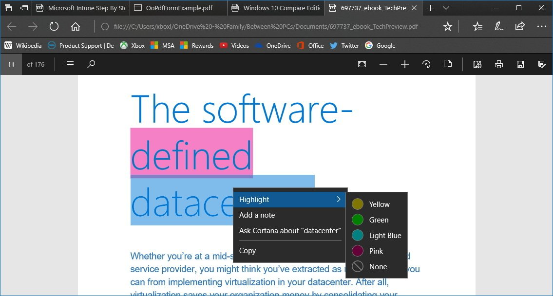 add pages to pdf microsoft edge