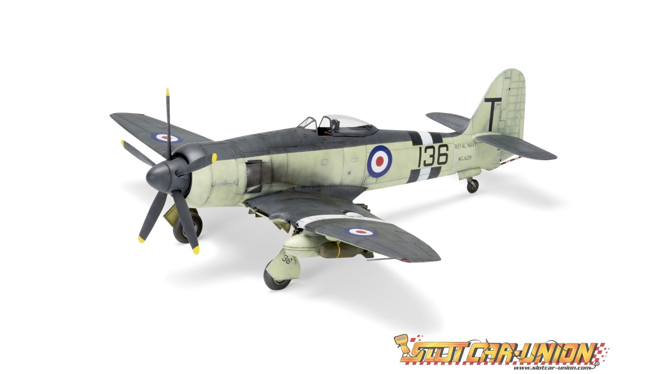 airfix 1 48 sea fury instructions