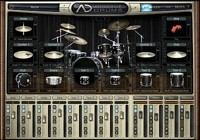 addictive drums 2 sample rate