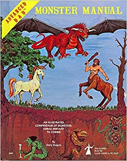 advanced dungeons and dragons monster manual 1 pdf