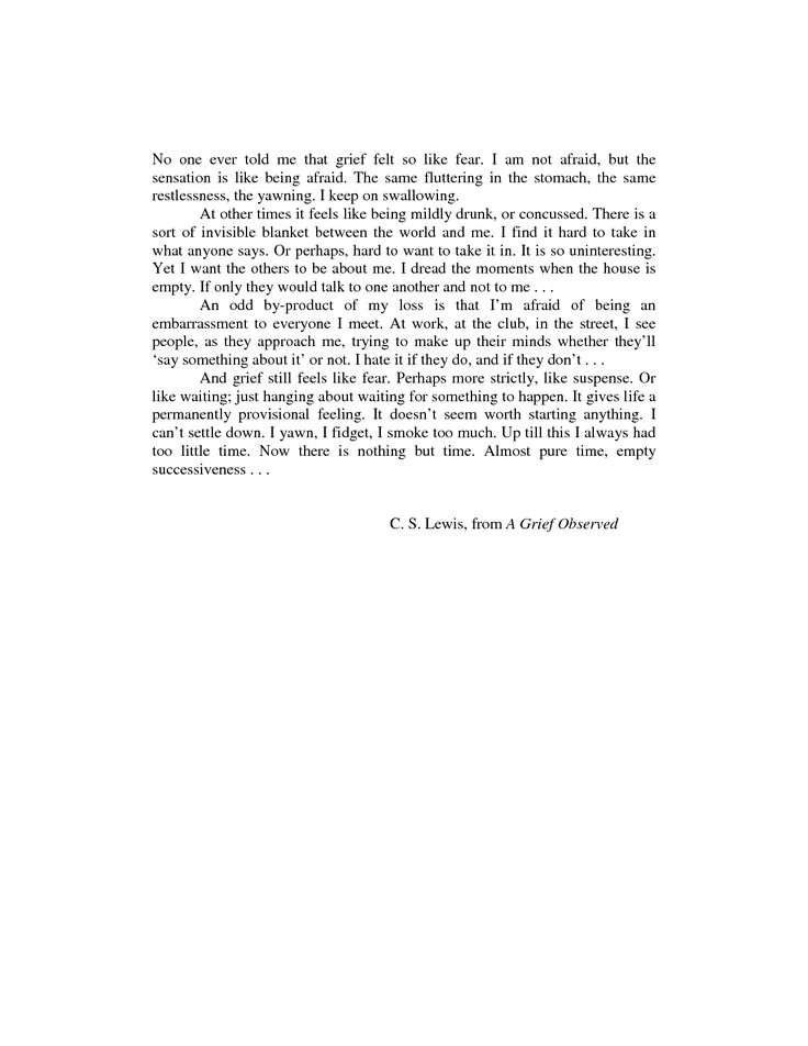 a grief observed by cs lewis pdf