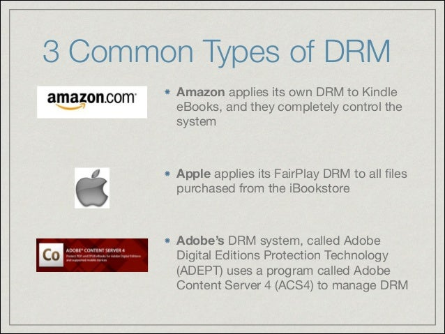 adobe digital rights management pdf