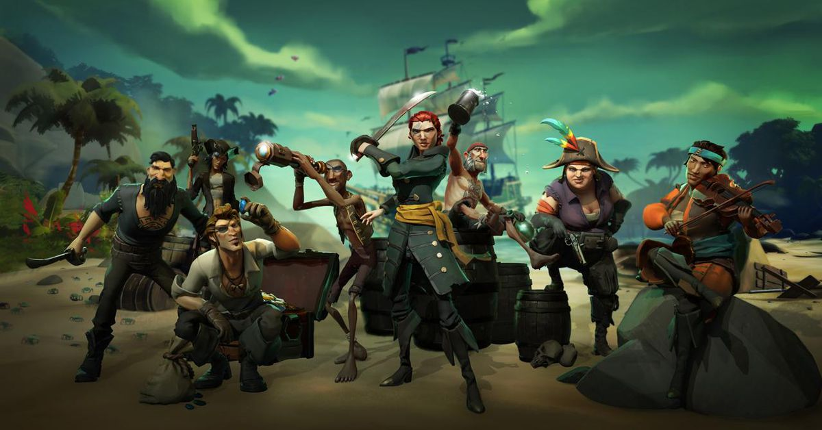 arena guide sea of thieves