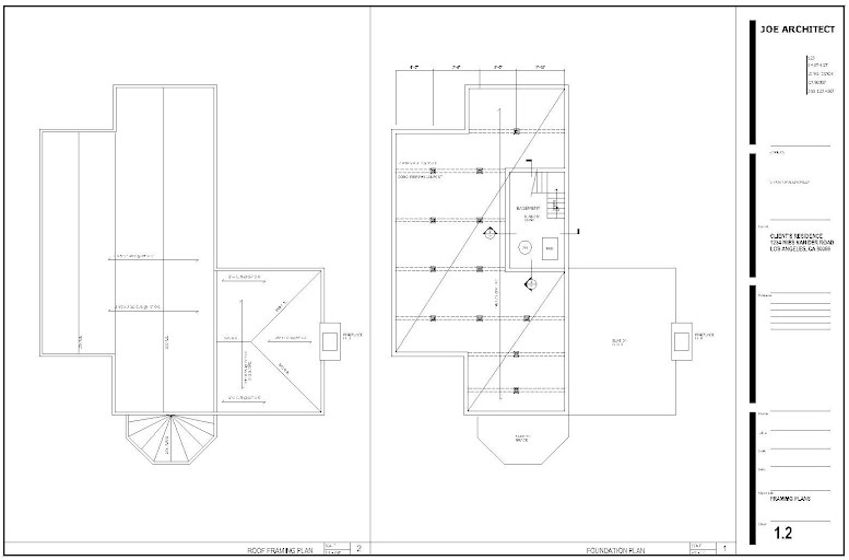 as built drawing documentation