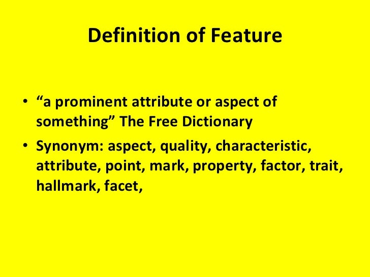attribute synonym dictionary