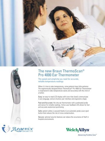braun thermoscan ear thermometer nz instructions