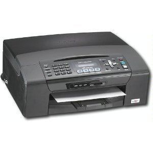 brother printer mfc 255cw manual