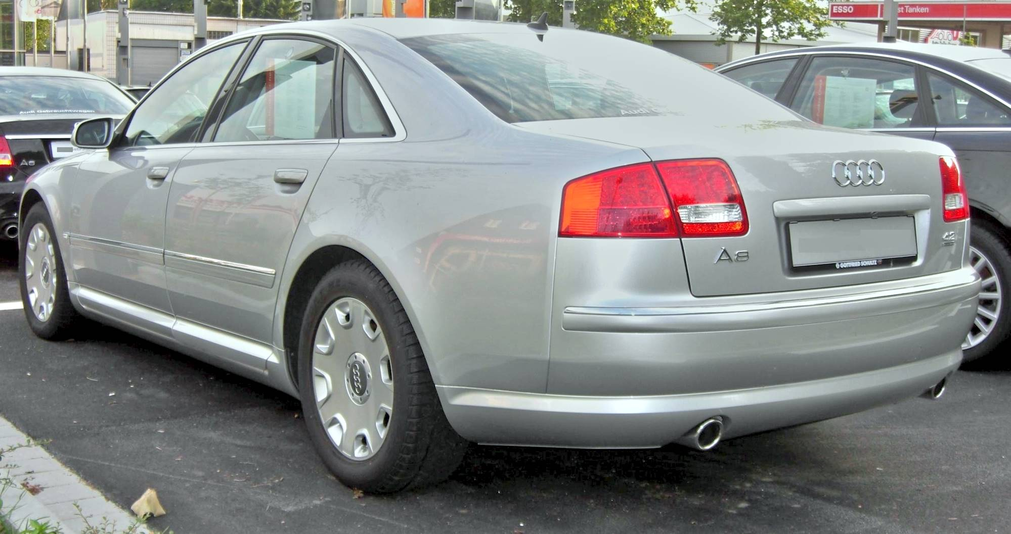 audi a8 owners manual 2005