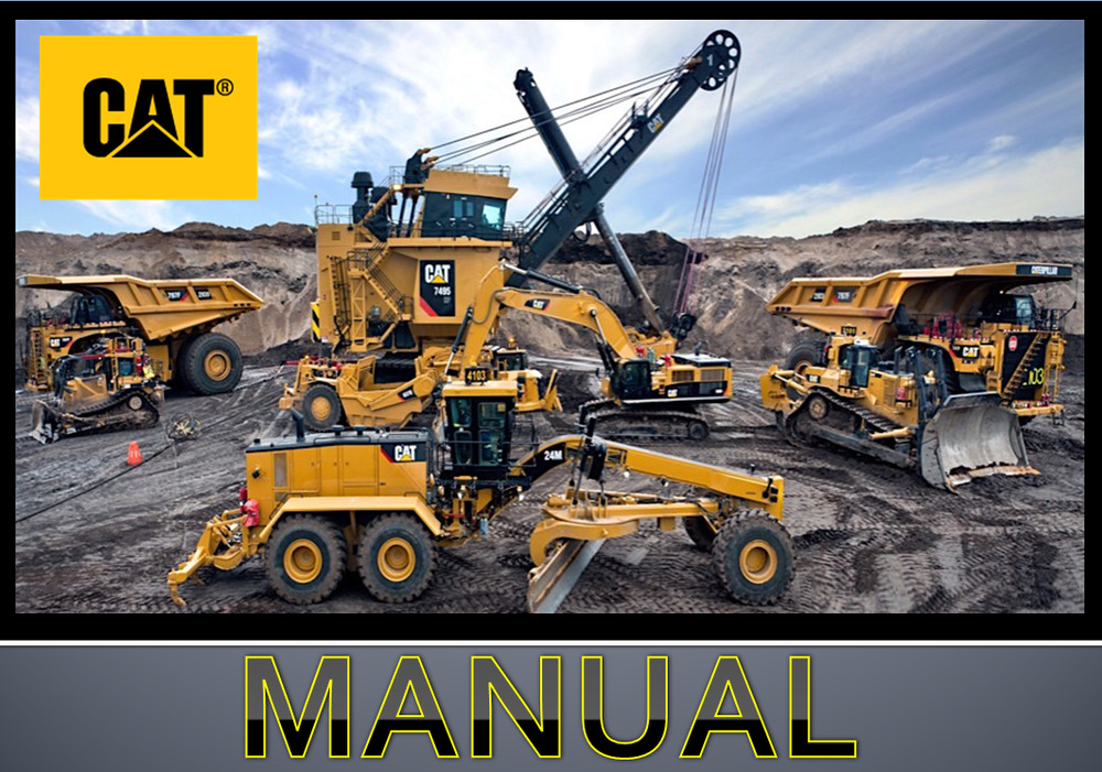 caterpillar 777 service manual