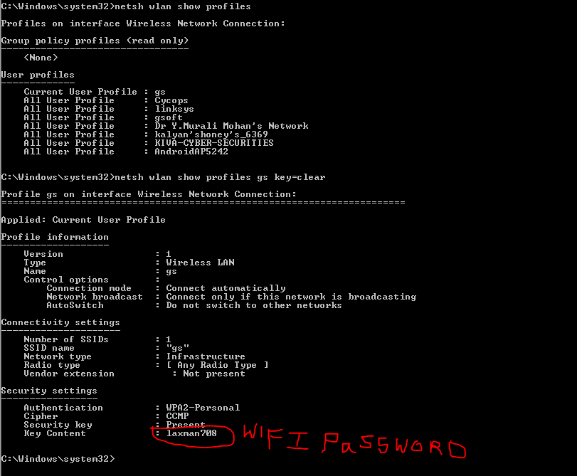 cmd commands for hacking wifi pdf