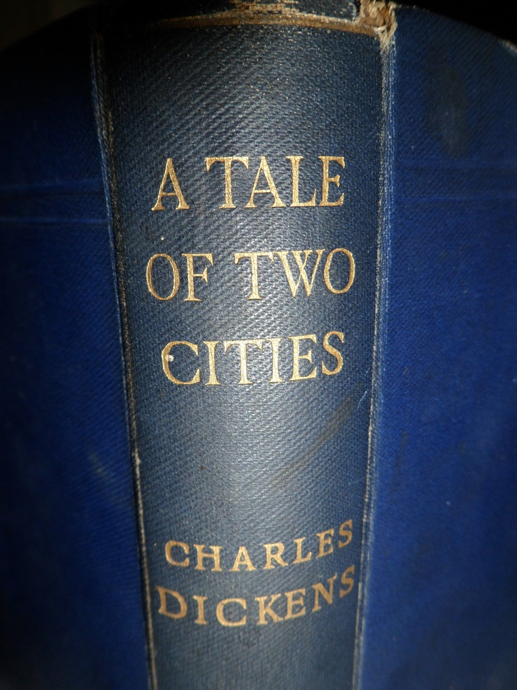 dickens a tale of two cities pdf