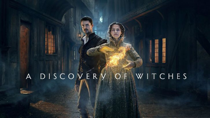 discovery of witches parents guide