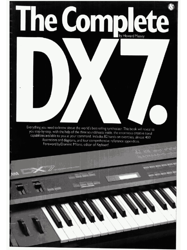 dx7 mixing instructions