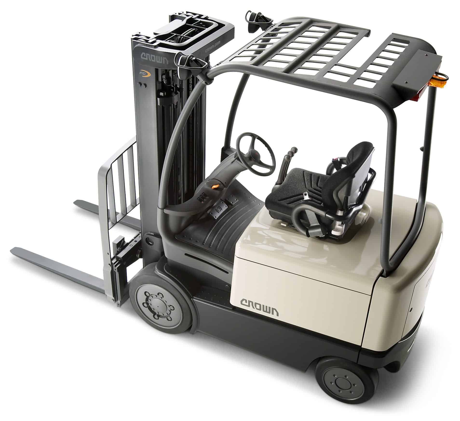 crown forklift service manual